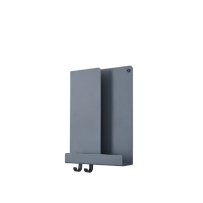 FOLDED Shelf 29.5×40, Blue Grey