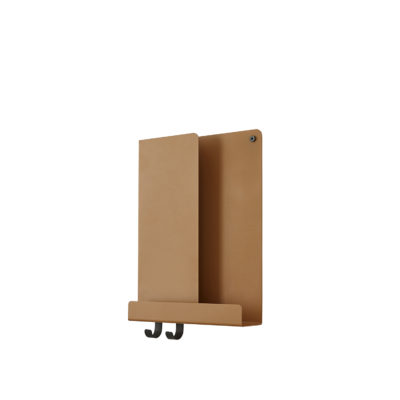 FOLDED Shelf 29.5×40, Burnt Orange