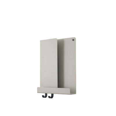 FOLDED Shelf 29.5×40, Grey