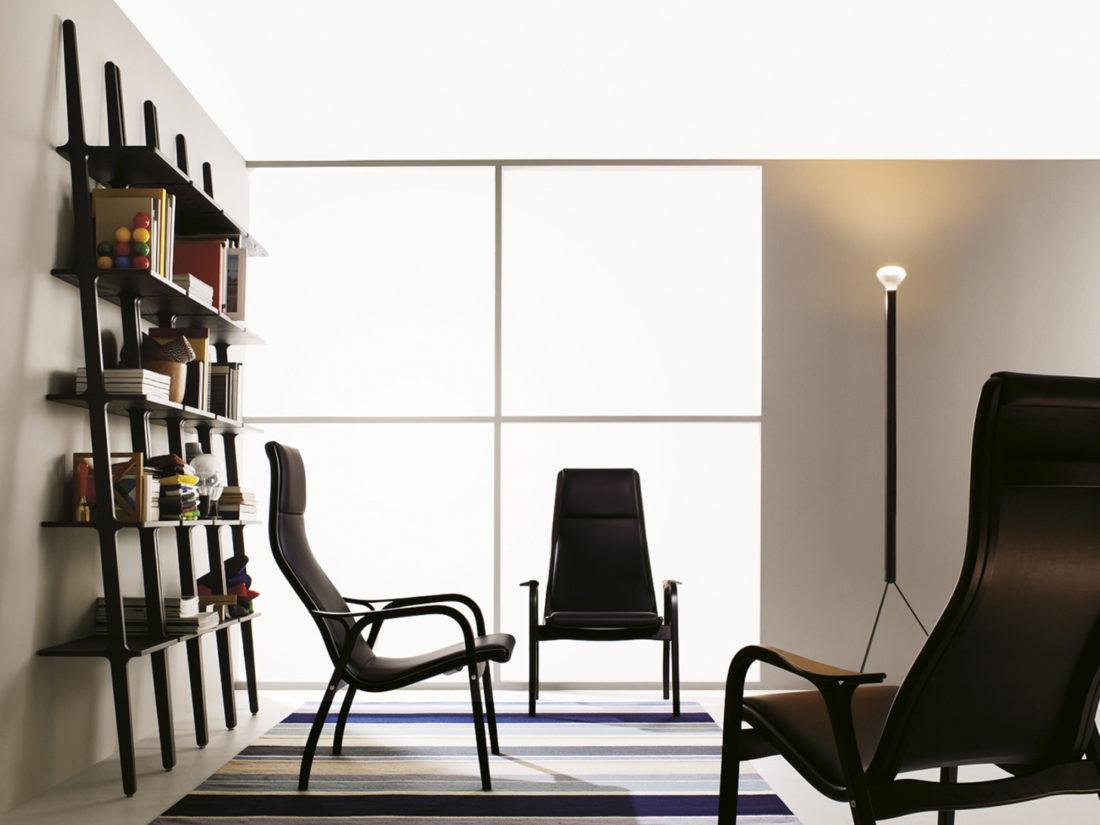 LAMINO Armchair, Leather