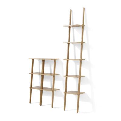 LIBRI, 3 Shelves