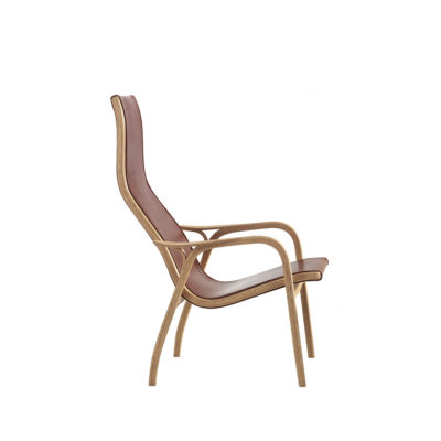 LAMINO Armchair, Leather