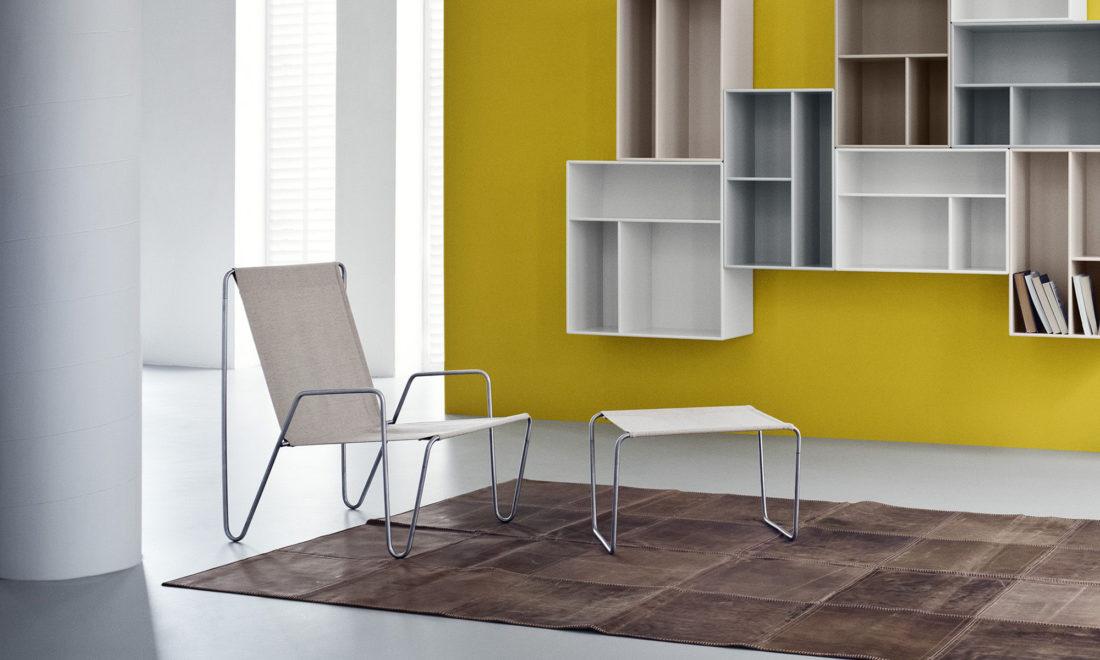 BACHELOR Lounge Chair, Nature
