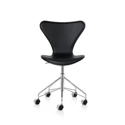 SERIES 7™ 3117 Swivel Chair, Leather Black