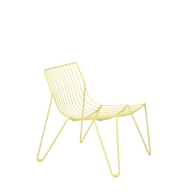 TIO Easy Chair, March Yellow