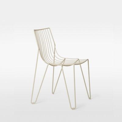 TIO Chair, Ivory
