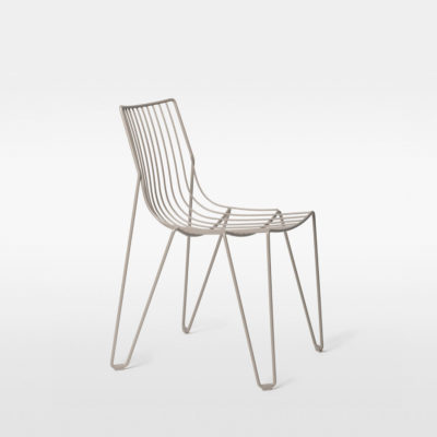 TIO Chair, Stone Grey