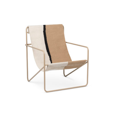 DESERT Lounge Chair, Soil