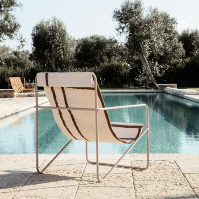 DESERT Lounge Chair, Shapes