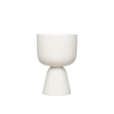 NAPPULA Plant Pot S, White