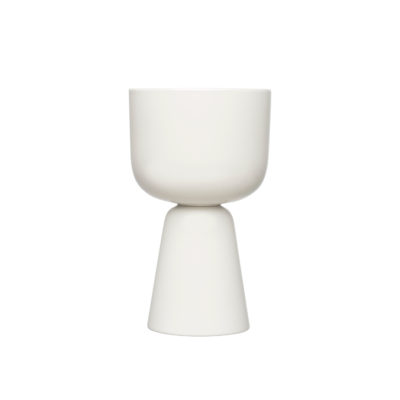 NAPPULA Plant Pot L, White