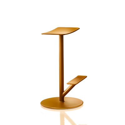 SEQUOIA Bar Stool, Ocher