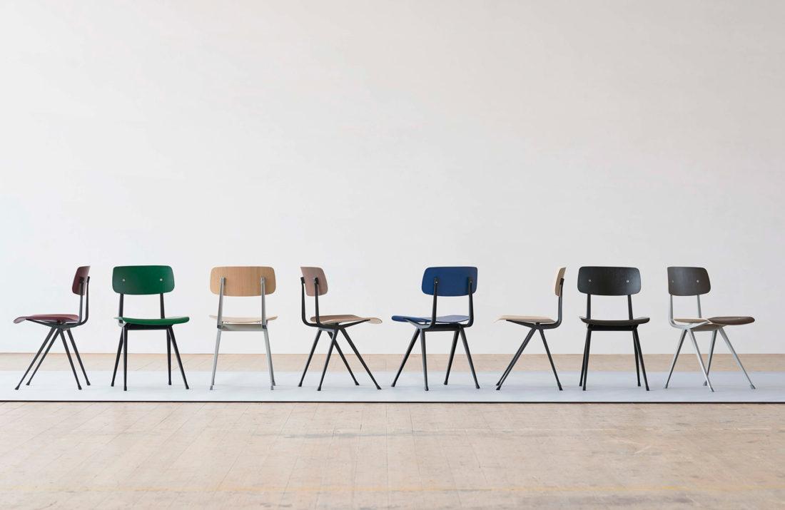 RESULT Chair, Black Base