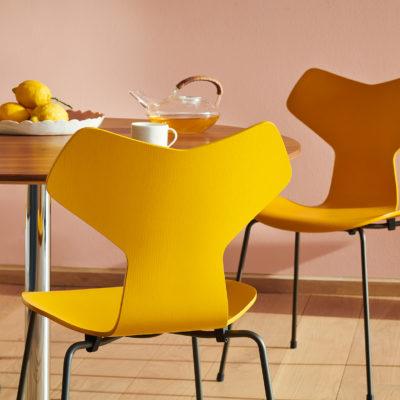 GRAND PRIX™ 3130 Chair, Chrome Base