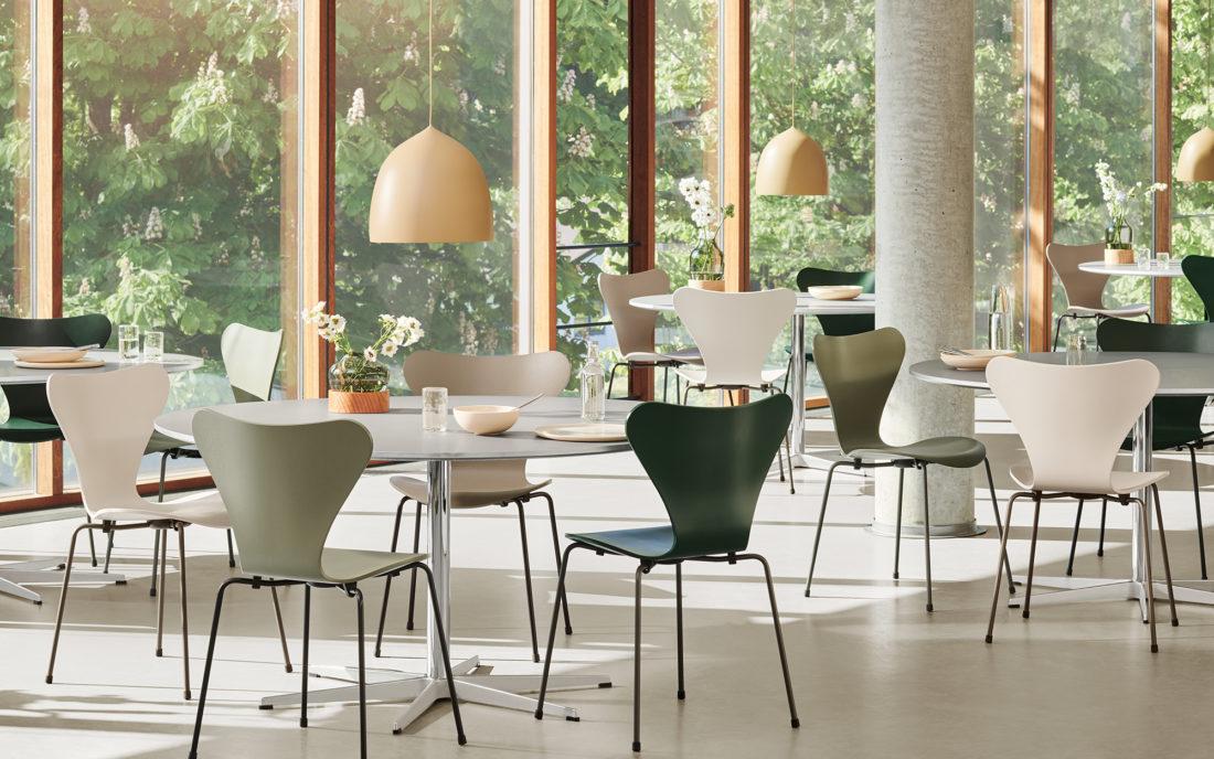 SERIES 7™ 3107 Chair, Sliver Grey Base