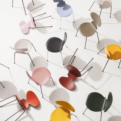 ANT™ 3101 Chair, Warm Graphite Base