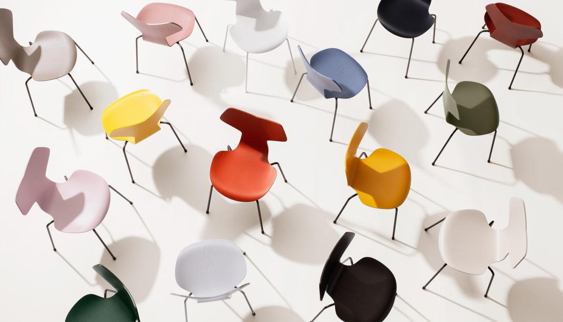 GRAND PRIX™ 3130 Chair, Silver Grey Base