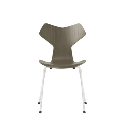 GRAND PRIX™ 3130 Chair, White Base
