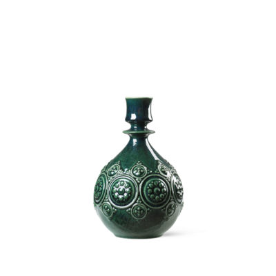 SYMPHONY MAGIC Candleholder, Dark Green