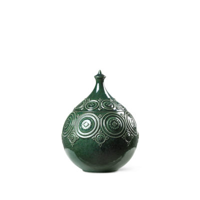 SYMPHONY MAGIC Jar, Dark Green S