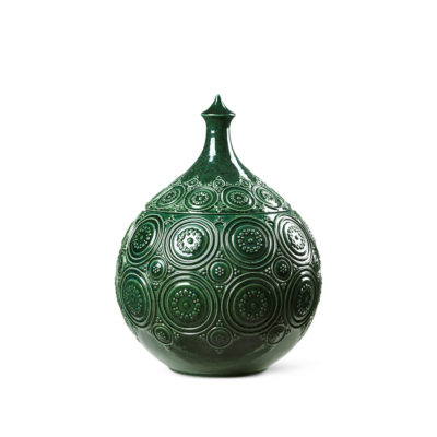SYMPHONY MAGIC Jar, Dark Green L