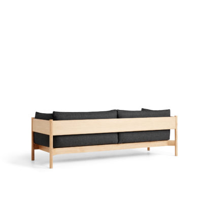 ARBOUR 3 Seater, Solid Walnut