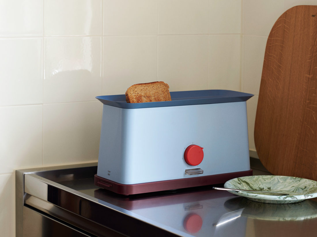 SOWDEN TOASTER, Blue