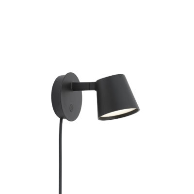 TIP Wall Lamp, Black