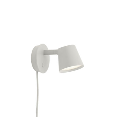 TIP Wall Lamp, Grey