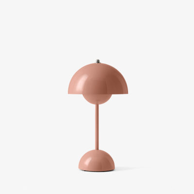 FLOWERPOT VP9, Beige Red