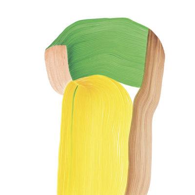 RONAN BOUROULLEC, Drawing 10, 2020 / Unframed