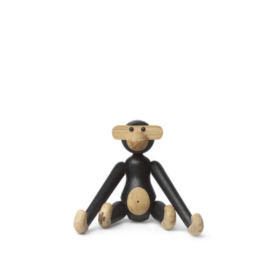 MINI MONKEY, Dark Stained Oak