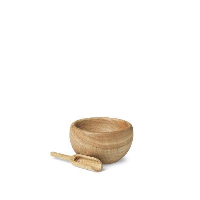 MENAGERI Salt Cellar with Spoon