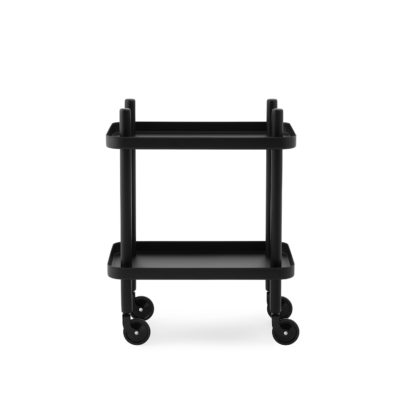 BLOCK Table, Black/Black
