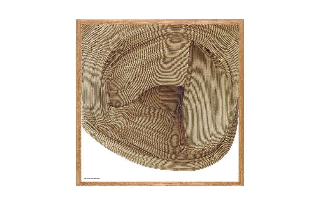 RONAN BOUROULLEC, Drawing 5, 2020 / Unframed