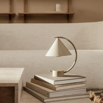 MERIDIAN Lamp, Brass