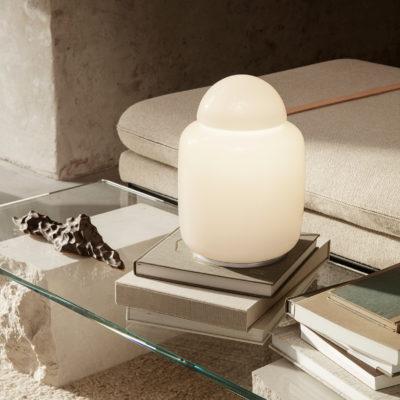 BELL Lamp, White