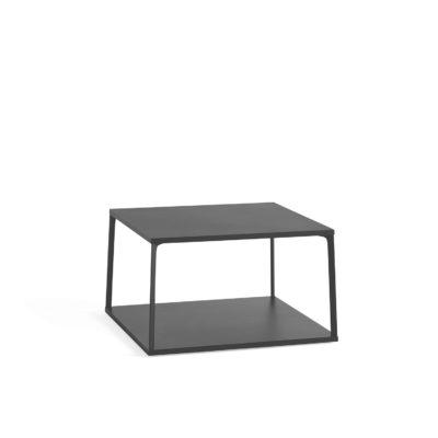 EIFFEL Coffee Table Square, Ink Black