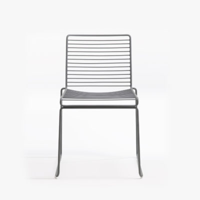 HEE Dining Chair, Asphalt Grey