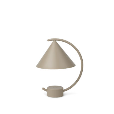 MERIDIAN Lamp, Cashmere