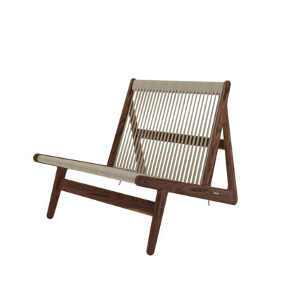 MR01 Initial Chair, Walnut