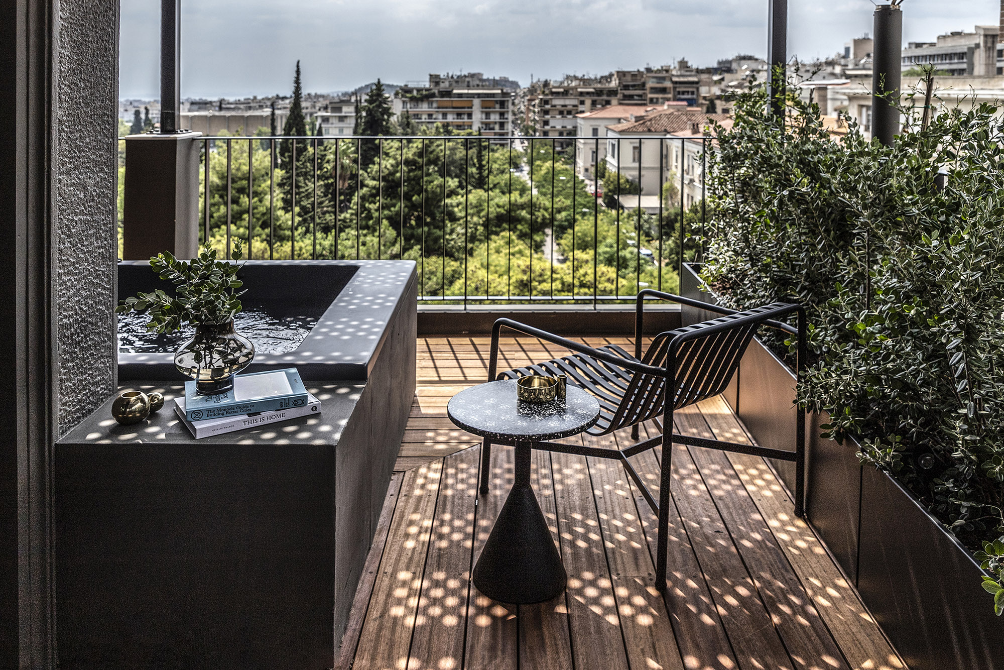 The Modernist Hotel, Athens