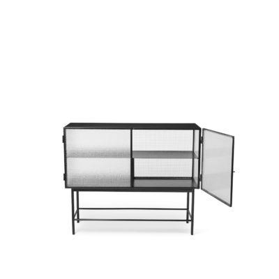 HAZE  Sideboard, Wired Glass