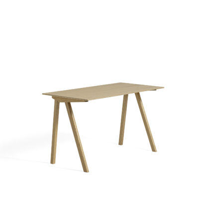 COPENHAGUE CPH 90 Desk, Water-Based Oak
