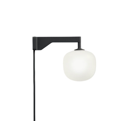 RIME Wall Lamp, Black