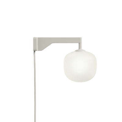 RIME Wall Lamp, Grey