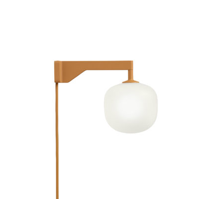 RIME Wall Lamp, Orange