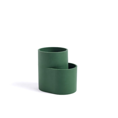 DISH DRAINER Cup, Dark Green