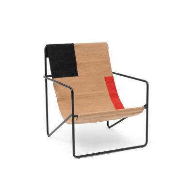 DESERT Lounge Chair, Block