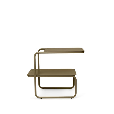 LEVEL Side Table, Olive